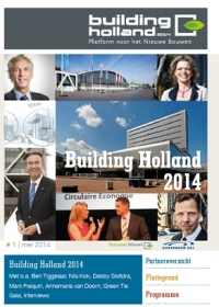 Building Holland Magazine #1